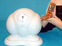 家庭用ロボット ロボリア