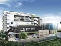 都市環境提案型エコ邸宅