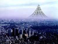 富士山型マンション