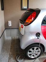 電気自動車対応住宅