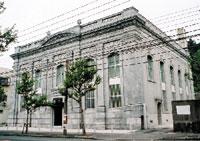 山銀旧本店
